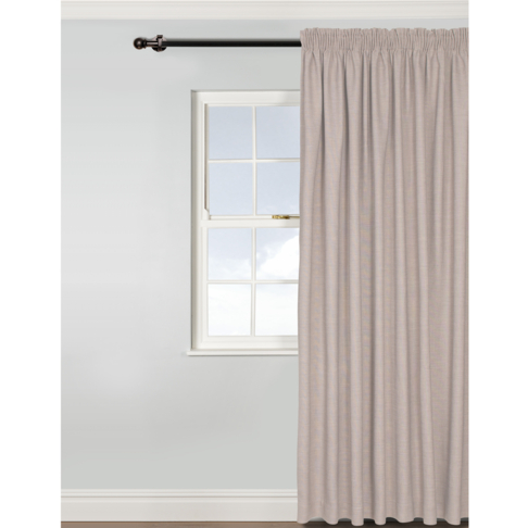 42be7fca330d curtain taped melange linen look