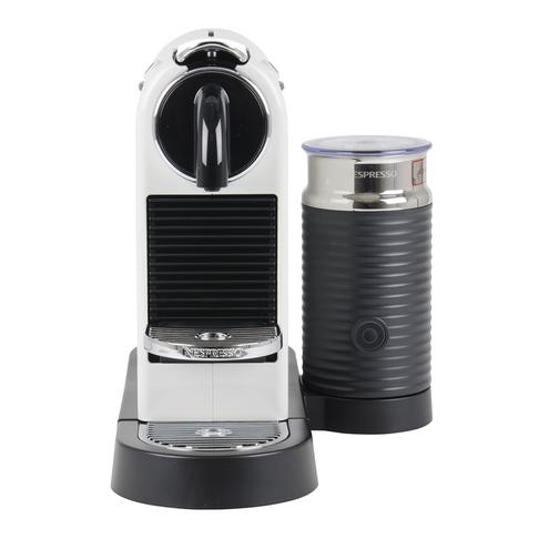 Nespresso Citiz W Milk Frother