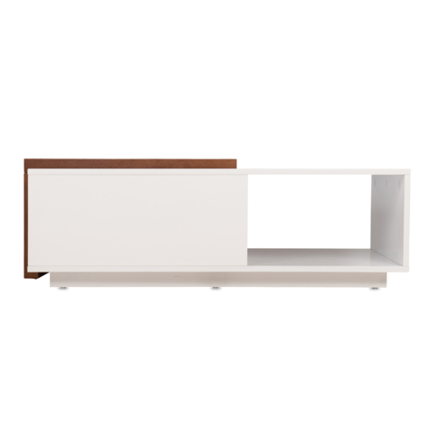 Coffee Table Extendable Top.Bento Extendable Coffee Table 60x104cm