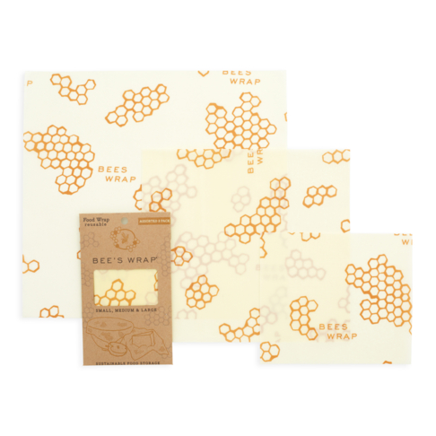 bee's wrap assorted sizes 3pk
