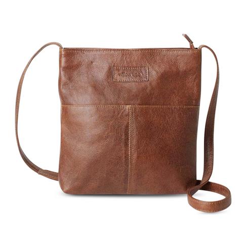 0a023be3b6 Willow Tree Leather Sling Handbag