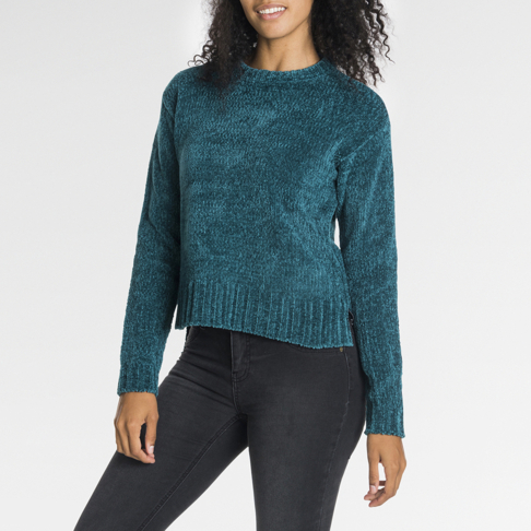 28419097d7ae3 DUESOUTH BOXY CREW NECK JUMPER