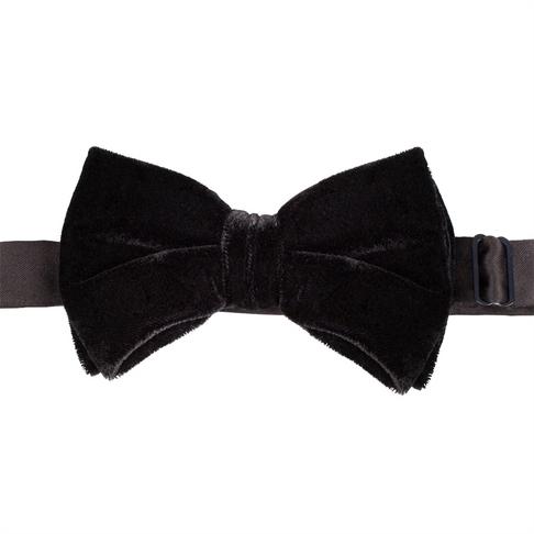 e19532c99a76b Mens Velvet Bow Tie | Fabiani