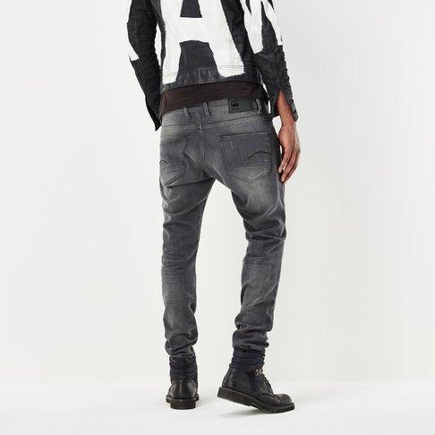 3c63a0378b6 Mens Light Grey G-star Revend Super Slim Jeans