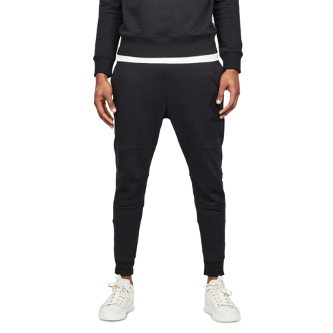 c53947e0b G-STAR ORE SLIM TAPERED SWEATPANTS