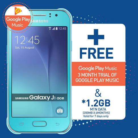 Samsung Galaxy J1 Ace Neo MTN