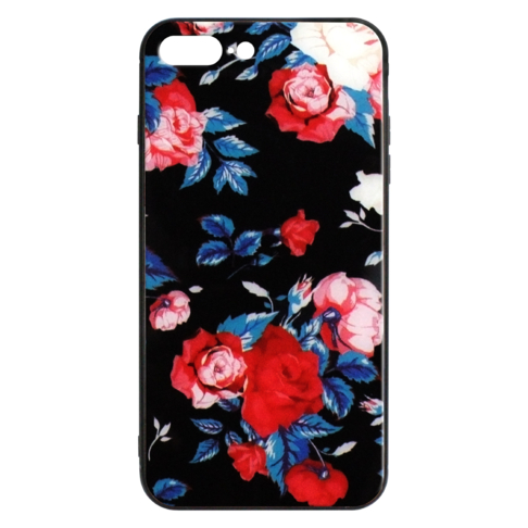 check out 83ba1 235e7 HI Dark Floral Iphone 8 Plus cover