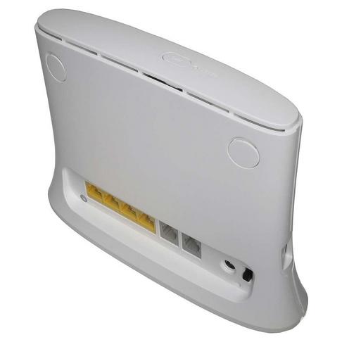 ZTE MF283 Wireless Router (+Norton Virus Protection trial)