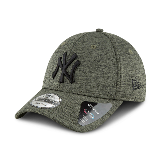 New Era 9Forty Cap DRY SWITCH New York Yankees olive
